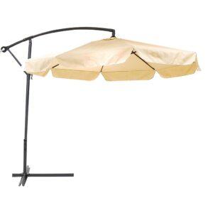 Ομπρέλα Κρεμαστή με Βάση Διαμέτρου Ø3 μέτρα - BORMANN BSP1030 029847