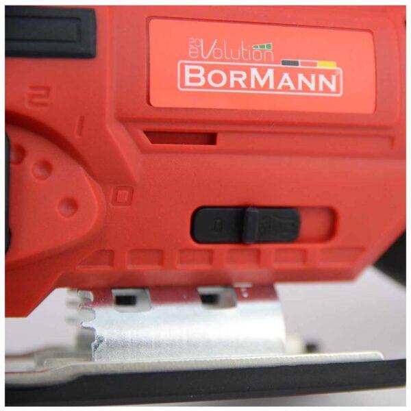 Σέγα μπαταρίας 20V 2Αh LI-ION και φορτιστή - BORMANN BEV3000 030065