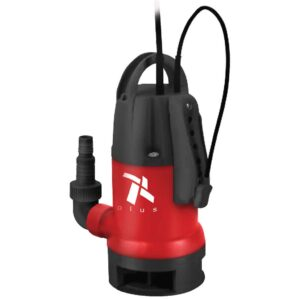 Αντλία Λυμάτων Πλαστική με Ηλεκτρονικό Φλοτέρ SVD 550 229121