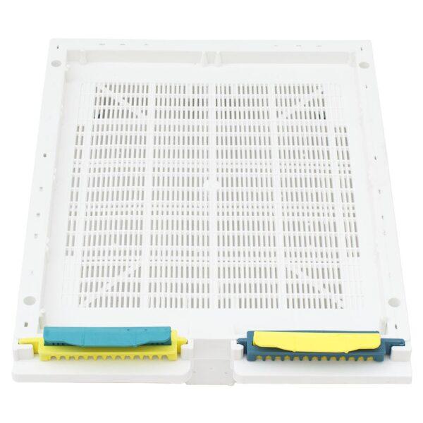 Βάση Κυψέλης Πλαστική Κινητή Διάτρητη Anti-Varroa TECHNOSET 1490