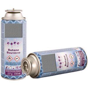 Γκαζάκι – Φιάλη Βουτανίου 227gr/410ml για Ομιχλοποιητή Apimax 1340