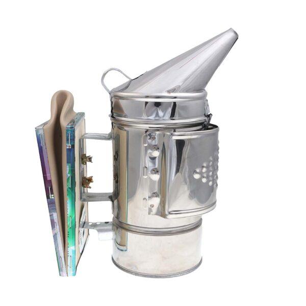 Καπνιστήρι INOX με Κασετίνα Φ10 Apimax 2850