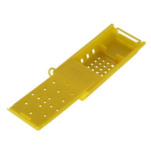 Κλουβί Μεταφοράς Βασίλισσας Κίτρινο Apimax 2540