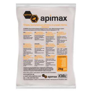 Τροφή Μελισσών Βανίλια τύπου Fondant Apimax 0010