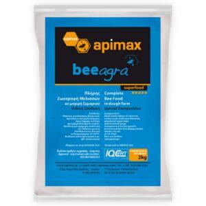Τροφή Μελισσών BEEAGRA SUPERFOOD τύπου Fondant Apimax 0020