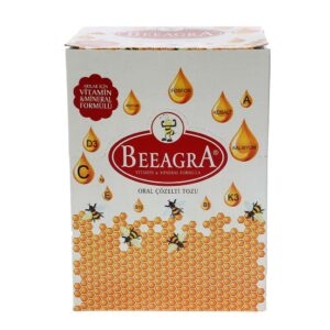 BEEAGRA Βιταμίνες Μελισσών Κουτί 1kg (100grX10) 0040