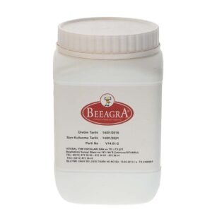 BEEAGRA Βιταμίνες Μελισσών Πλαστικό Δοχείο 1kg 0050