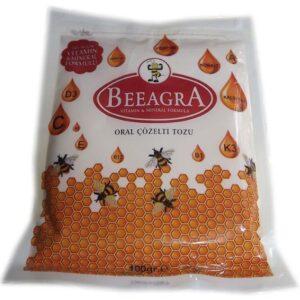 BEEAGRA Βιταμίνες Μελισσών Σακουλάκι 100gr 0030