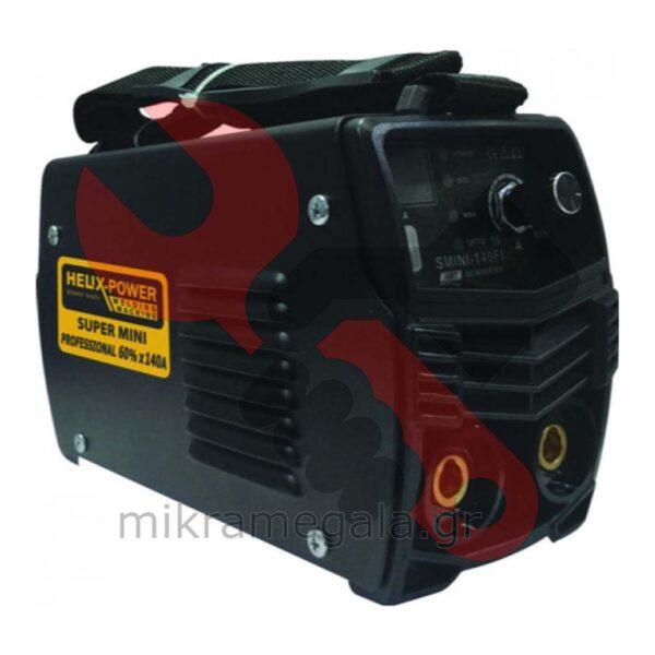 Ηλεκτροκόλληση Inverter Super Mini 140A 0112
