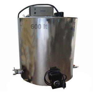 Αναδευτήρας-Ομοιογενοποιητής για Μέλι & Σιρόπι 600lt 840kgr Apimax 3770