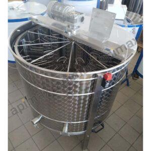 Ηλεκτρικός Μελιτοεξαγωγέας 10 Πλαισίων Αυτόματος Inverter FULL INOX Apimax 3630