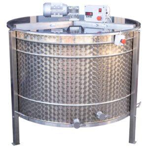 Ηλεκτρικός Μελιτοεξαγωγέας 20 Πλαισίων PROFI Αυτόματος Inverter FULL INOX Apimax 3650