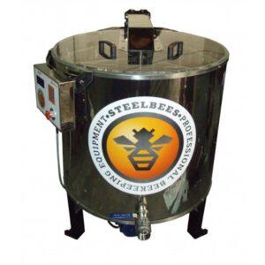 Μελιτοεξαγωγέας 8 Πλαισίων PREMIUM STEEL BEES 3260