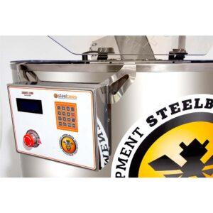 Υβριδικός Μελιτοεξαγωγέας SBHE 1010 +5 PREMIUM STEEL BEES 3270