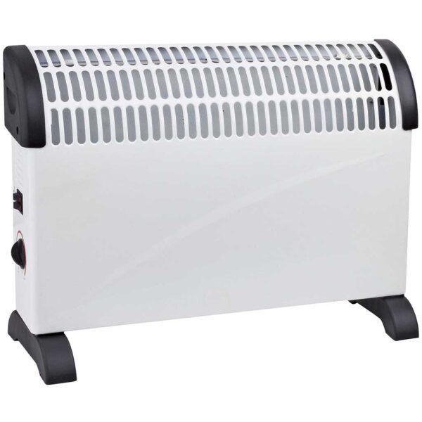 Θερμαντικό CONVECTOR Δαπέδου2000W Με Θερμοστάτη, Λευκό BORMANN BEH2000 023074