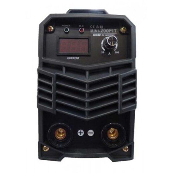 Ηλεκτροκόλληση Inverter Super Mini 200A 0114