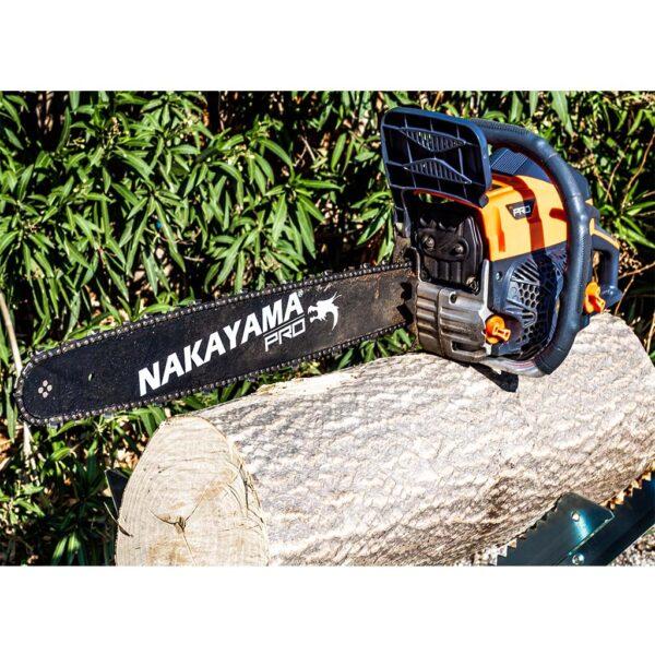 Αλυσοπρίονο Βενζίνης 56,3cm NAKAYAMA PC6700 029083