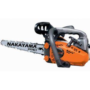 Αλυσοπρίονο Κλαδευτικό Βενζίνης NAKAYAMA 25.4CC PC3530 030652