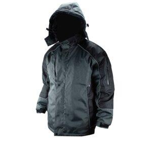 Μπουφάν αδιάβροχο με κουκούλα χειμερίνο BORMANN 032298