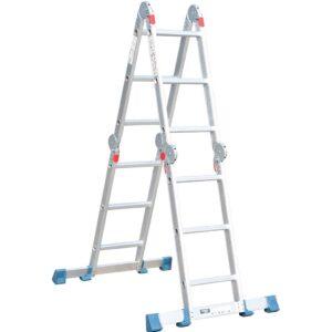 Σκάλα Πολυμορφική Αλουμινίου 5,61m BORMANN BHL5070 029632
