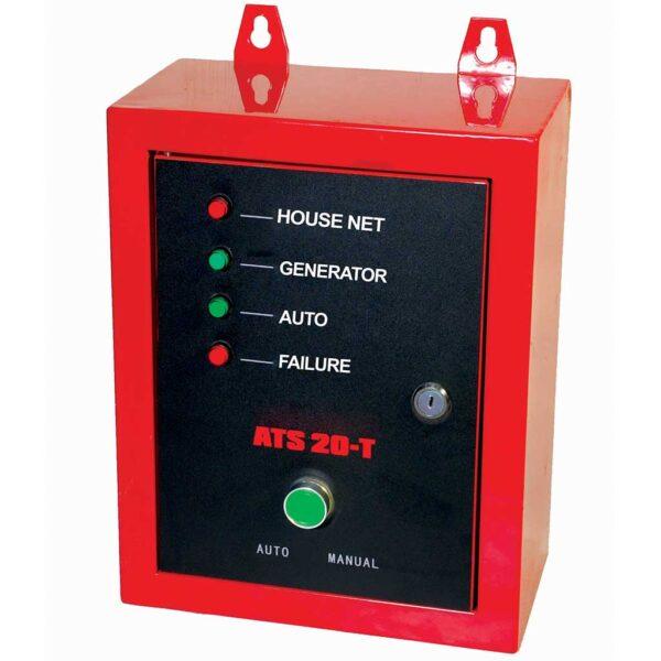 Σύστημα Αυτοματισμού Μονοφασικής γεννήτριας πετρελαίου KUMATSUGEN ATS4000-F 012900