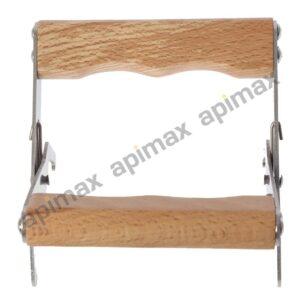 Δαγκάνα Πλαισίων με Ξύλινη Λαβή Apimax 4990