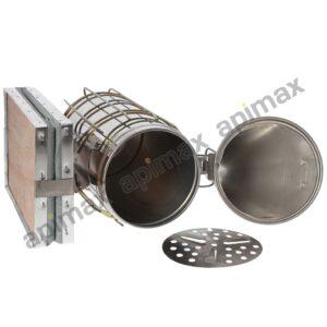 Καπνιστήρι INOX με Κασετίνα Φ10 Apimax 4980