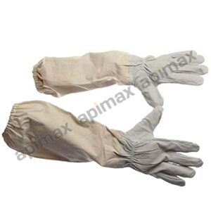 Μελισσοκομικά Δερμάτινα Γάντια Apimax 5050