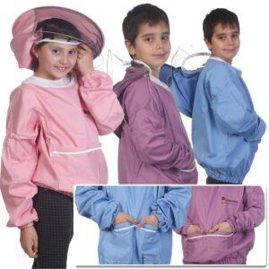 Παιδική Μελισσοκομική Μπλούζα με Μάσκα-Προσωπίδα Apimax 3860