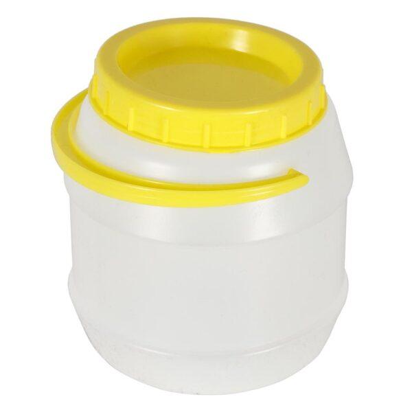 Πλαστικό Δοχείο με Χερούλι 3kg 1 τεμάχιο Apimax 4310