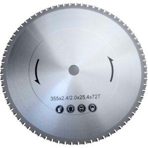 Δίσκος Πολλαπλών Χρήσεων (Σίδερο/Ξύλου/Αλουμινίου) BORMANN BCS3500 030607