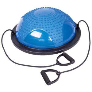 Μπάλα Ισορροπίας με Λάστιχα και Τρόμπα Ποδιού BORMANN BHC4035 032212