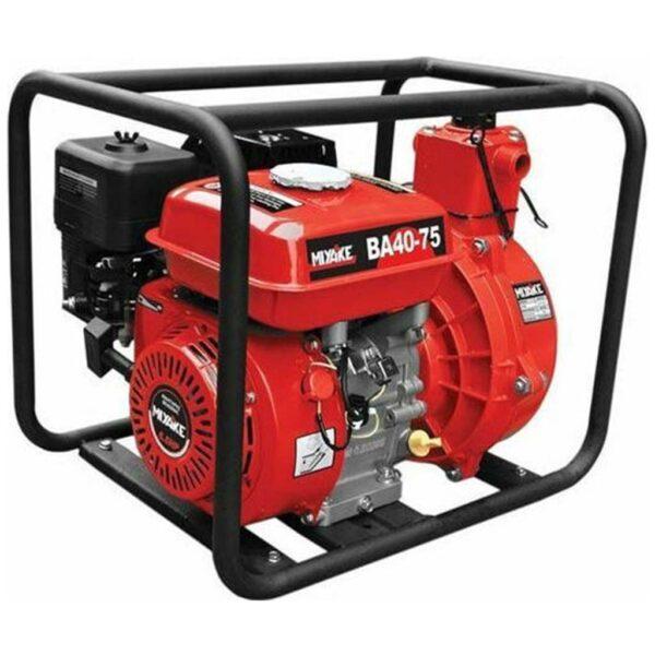Βενζινοαντλίες Διβάθμια Υψηλής Πίεσης Νερού - Πυρόσβεσης 6.5 hp MIYAKE BA 40 - 75 202375
