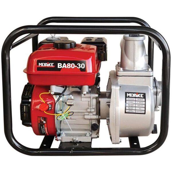 Βενζινοαντλίες Νερού 6.5 hp MIYAKE BA 80 - 30 205261
