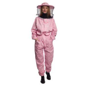 Γυναικεία Μελισσοκομική Ολόσωμη Φόρμα με ΜάσκαΚαπέλο Apimax 3846