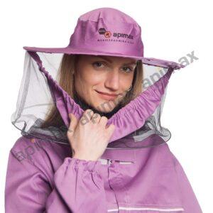 Γυναικεία Μελισσοκομική Ολόσωμη Φόρμα με Μάσκα/Καπέλο Apimax 3849