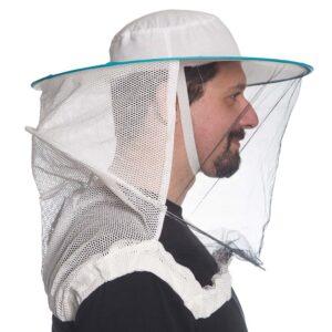 Μελισσοκομικό Καπέλο Μάσκα-Προσωπίδα ECO One Size Apimax Εκρού 3836