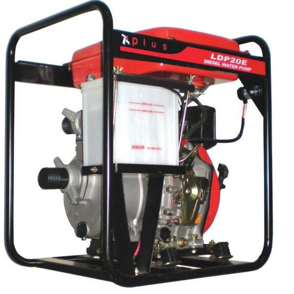 Πετρελαιοαντλίες Νερού με Μίζα & Μπαταρία 10.0 hp MIYAKE LDP 40E 202325