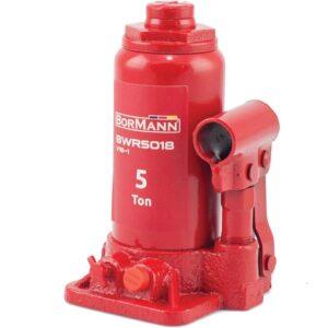 Υδραυλικός γρύλλος μπουκάλας 15 τόνων BORMANN BWR5130 029519