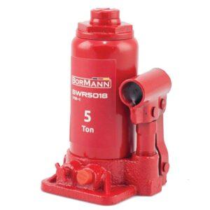 Υδραυλικός γρύλλος μπουκάλας 2 τόνων BORMANN BWR5142 031383