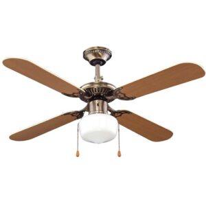Ανεμιστήρας Οροφής με Φως 50 watt BORMANN BFN6300 027447